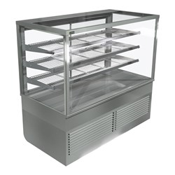 DISPLAY CABINET COLD FREESTAND BTGRF15 1500X750X1380MM