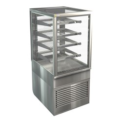 DISPLAY CABINET HOT FREESTAND BTGHT6 600X750X1380MM