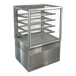 DISPLAY CABINET HOT FREESTAND BTGHT9 900X750X1380MM