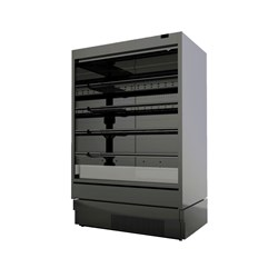 FRIDGE U/R OPEN DISPLAY 796LT H1-14 1330X850X2015MM