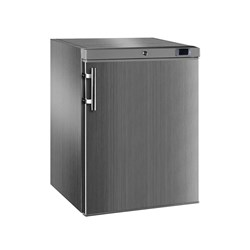 FREEZER 1 DOOR FBF0201 S/S 170LT 3 FIXED SHELVES