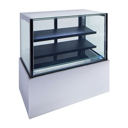 COLD DISPLAY CABINET 2 TIER + BASE 900X660X1200MM
