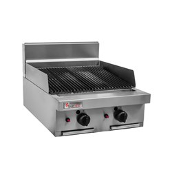 BBQ GAS INFRARED 600MM RCB6-NG 600X803X445MM