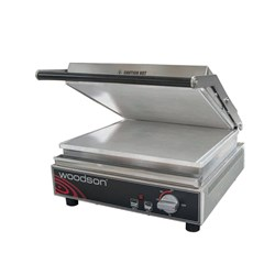 CONTACT GRILL 4-6 SLICE 10A 415X540X230MM