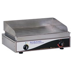 TOASTER GRIDDLE SINGLE CONTROL 525X450X235MM 10AMP
