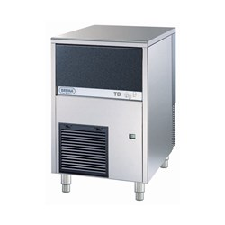 ICE MACHINE PEBBLE 85KG/DAY TB852A 500X660X690MM