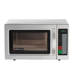 MICROWAVE L/DUTY 1100W 542X461X329MM