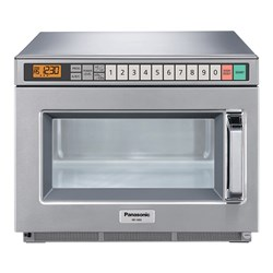 MICROWAVE OVEN COMMERCIAL 1800W 18LT 422X508X337MM