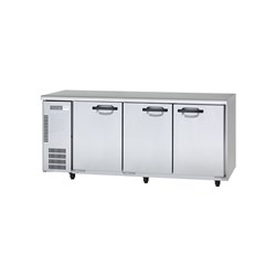 FREEZER UNDERCOUNTER HP SERIES 3 S/S DOORS 1800X750X850MM