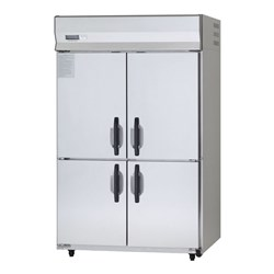 FREEZER UPRIGHT HP SERIES 4 S/S DOORS 1210X800X1995MM