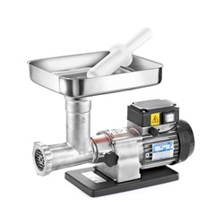 MEAT MINCER ELECTRIC STAR #8 MNS0008 20KG CAP PER HR