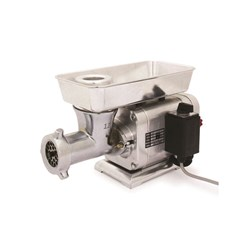 MEAT MINCER TS8241 #12 200KG/HR ALUM SAFETY GUARD