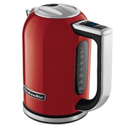 KETTLE 1.7LT CORDLESS EMPIRE RED W/- TEMP CONTROL KEK1722