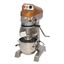 PLANETARY MIXER SP100-S W/- SAFETY GUARD 10QT