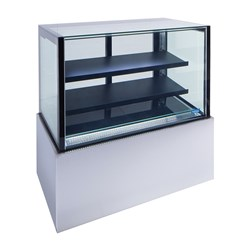 COLD DISPLAY CABINET 2 TIER + BASE 1200X660X1200MM