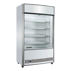 CHILLER OPEN DECK OD1100 WHITE 4 SHELVES
