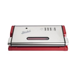 VACUUM SEALER MACHINE COMPACT RED 440X245X113MM