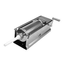 SAUSAGE FILLER HAND OPERATED 380X1100X450