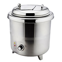SOUP KETTLE S/S 10LT ELECTRIC SUNNEX