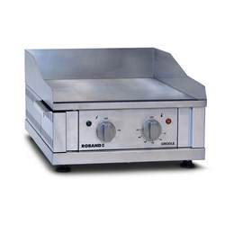 GRIDDLE HOT PLATE G400 9.2AMP 400X400MM PLATE