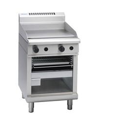 GRIDDLE GAS TOASTER GT8600G 600X805X1130MM