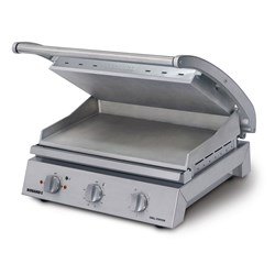 GRILL STATION 8 SLICE GSA810S 560X490X220MM SMOOTH PLATE