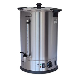 URN HOT WATER 10LT CAPACITY S/S BENCH TOP