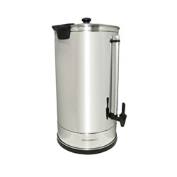 URN HOT WATER 20LT CAPACITY S/S BENCHTOP