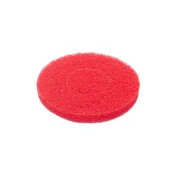 SCRUBBER SPRAY CLEANING PAD 20CM RED (5)