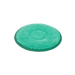 MICROFIBRE CLEANING PAD 22CM M/PURP