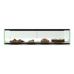 DISPLAY CABINET SINGLE TIER AMBIENT ADS0020