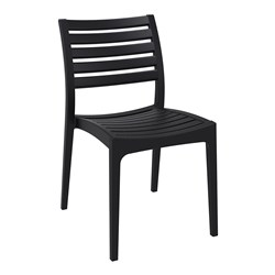ARES CHAIR BLK 450MM HIGH