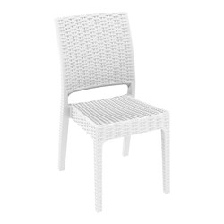 FLORIDA CHAIR WHT