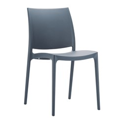 MAYA CHAIR ANTHRACITE