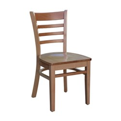 FLORENCE CHAIR NATURAL PLY SEAT