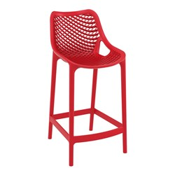 AIR BARSTOOL 65 RED