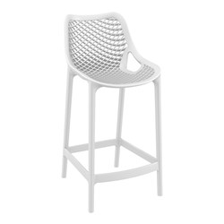 AIR BARSTOOL 65 WHT