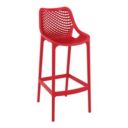 AIR BARSTOOL 75 RED