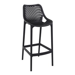 AIR BARSTOOL 75 BLK