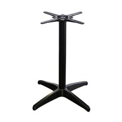ASTORIA BLK TABLE BASE
