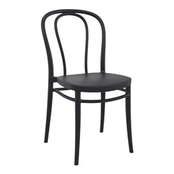 VICTOR CHAIR BLK
