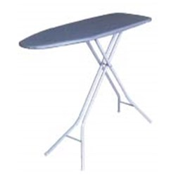 IRONING BOARD STD W/- SILVER COVER 1100X330X900MM (4)