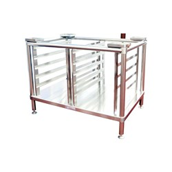 COMBI OVEN STAND 900X750X675MM