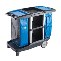 HOUSEKEEPING CART PLATINUM JC-3200D