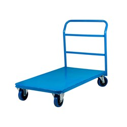 PLATFORM TROLLET SINGLE HDL 1340X600X980MM