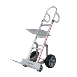 TROLLEY HAND TRUCK ALL PURPOSE TALL PRO DUAL NOSE
