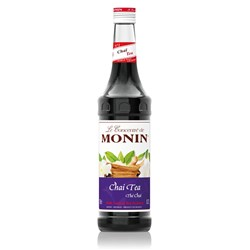 MONIN SYRUP CHAI TEA 1LT PET