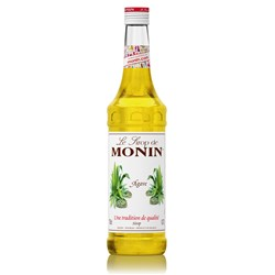 MONIN SYRUP AGAVE 700ML GLASS (6)