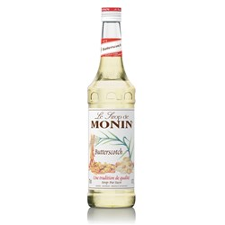 MONIN SYRUP BUTTERSCOTCH 1LT PET