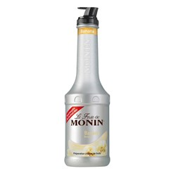 MONIN PUREE BANANA 1LT PET (4)